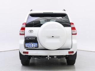 2017 Toyota Landcruiser Prado GDJ150R MY16 GXL (4x4) White 6 Speed Automatic Wagon