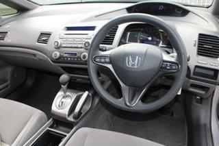 2007 Honda Civic MY07 VTi-L Silver 5 Speed Automatic Sedan