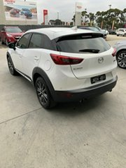 2015 Mazda CX-3 DK2W7A Akari SKYACTIV-Drive White 6 Speed Sports Automatic Wagon