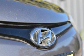 2013 Hyundai i20 PB MY13 Active Grey 4 Speed Automatic Hatchback