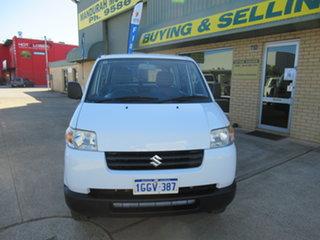 2016 Suzuki APV - - White 5 Speed Manual Van.
