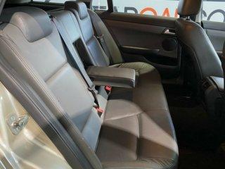 2009 Holden Commodore VE MY09.5 International Sportwagon Gold 4 Speed Automatic Wagon