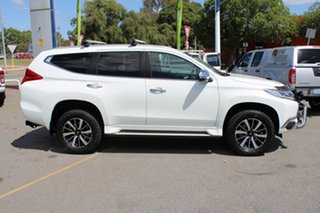 2016 Mitsubishi Pajero Sport QE MY16 GLS White 8 Speed Sports Automatic Wagon
