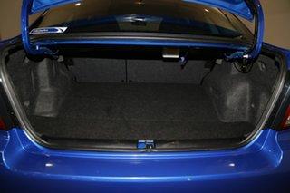2013 Subaru WRX V1 MY15 AWD Blue 6 Speed Manual Sedan