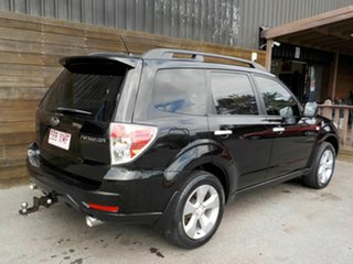 2009 Subaru Forester S3 MY10 XT AWD Black 5 Speed Manual Wagon