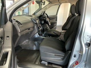 2019 Isuzu D-MAX MY19 SX Crew Cab Silver 6 Speed Manual Cab Chassis