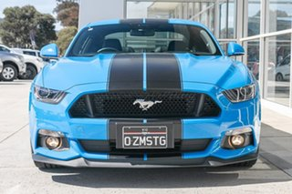 2017 Ford Mustang FM 2017MY GT Fastback Blue 6 Speed Manual Fastback.