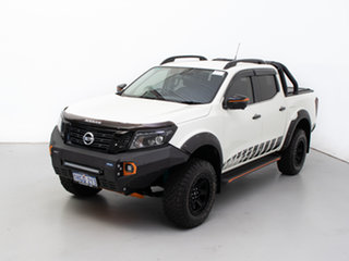 2019 Nissan Navara D23 Series 4 MY19 N-Trek Special Edition (4x4) White 7 Speed Automatic