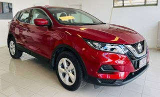 2020 Nissan Qashqai ST Magnetic Red Constant Variable Wagon.