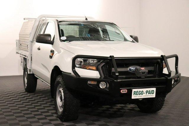 Used Ford Ranger PX MkII XL Acacia Ridge, 2016 Ford Ranger PX MkII XL White 6 speed Manual Utility