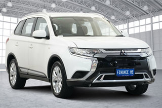 2020 Mitsubishi Outlander ZL MY20 ES 2WD Starlight 6 Speed Constant Variable Wagon.