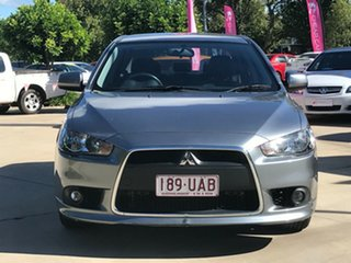 2014 Mitsubishi Lancer CJ MY14.5 LX Grey 6 Speed Constant Variable Sedan