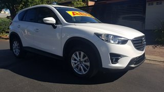 2015 Mazda CX-5 MY15 Maxx Sport (4x4) White 6 Speed Automatic Wagon