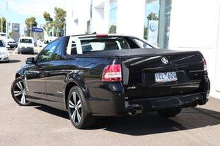 2014 Holden Ute SV6 Black 6 Speed Automatic Utility.
