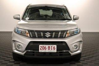 2019 Suzuki Vitara LY Series II Turbo 2WD Silver 6 speed Automatic Wagon.