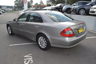 2006 Mercedes-Benz E-Class W211 MY06 E350 Elegance Bronze 7 Speed Automatic Sedan
