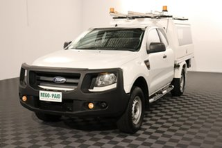 2012 Ford Ranger PX XL 6 speed Manual Cab Chassis.