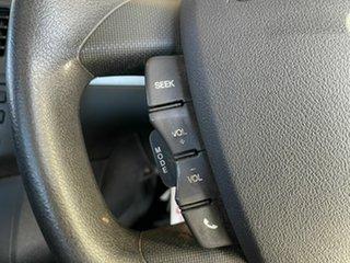 2009 Ford Falcon FG White 5 Speed Auto Seq Sportshift Cab Chassis
