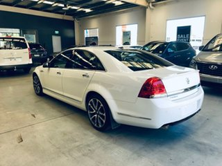 2017 Holden Caprice WN II MY17 V White 6 Speed Sports Automatic Sedan