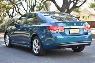 2012 Holden Cruze JH Series II MY12 SRi-V Blue 6 Speed Manual Sedan