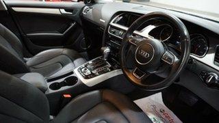 2014 Audi A5 8T MY14 Sportback S Tronic Quattro Blue 7 Speed Sports Automatic Dual Clutch Hatchback