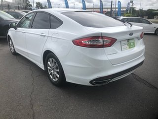 2016 Ford Mondeo MD Ambiente TDCi White 6 Speed Automatic Hatchback