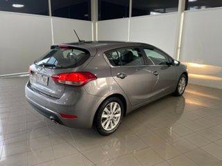 2014 Kia Cerato YD MY15 SI Grey 6 Speed Sports Automatic Hatchback.