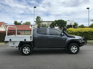2017 Isuzu D-MAX LS-M Grey 6 Speed Manual Dual Cab.