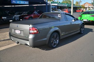 2011 Holden Commodore VE II SV6 Thunder Grey 6 Speed Automatic Utility.