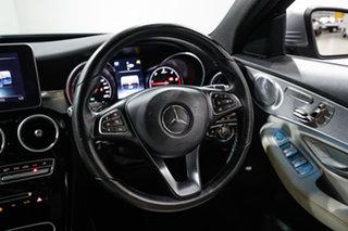 2015 Mercedes-Benz C-Class W205 C250 BlueTEC 7G-Tronic + Grey 7 Speed Sports Automatic Sedan