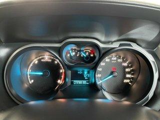 2015 Ford Ranger PX Wildtrak Double Cab Orange 6 Speed Manual Utility