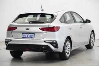 2020 Kia Cerato BD MY20 S Silky Silver 6 Speed Sports Automatic Hatchback