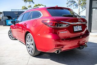 2018 Mazda 6 GL1032 Atenza SKYACTIV-Drive Soul Red Crystal 6 Speed Sports Automatic Wagon.