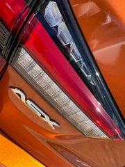 2020 Mitsubishi ASX XD MY21 GSR 2WD Sunshine Orange 6 Speed Constant Variable Wagon