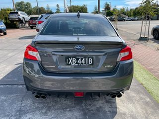 2021 Subaru WRX V1 MY21 Premium Lineartronic AWD Magnetite Grey 8 Speed Constant Variable Sedan