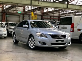 2008 Toyota Aurion GSV40R Presara Silver 6 Speed Sports Automatic Sedan.