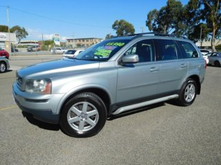 2008 Volvo XC90 P28 MY08 LE Silver 6 Speed Sports Automatic Wagon