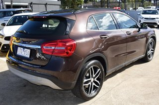 2016 Mercedes-Benz GLA-Class X156 806MY GLA180 DCT Brown 7 Speed Sports Automatic Dual Clutch Wagon