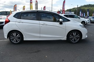 2016 Honda Jazz GF MY16 VTi-S White 1 Speed Constant Variable Hatchback.
