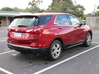 2019 Holden Equinox EQ Turbo LT Glory Red Automatic Wagon