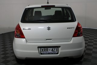 2007 Suzuki Swift RS415 White 5 Speed Manual Hatchback