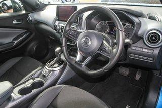 2020 Nissan Juke F16 ST-L DCT 2WD Vivid Blue 7 Speed Sports Automatic Dual Clutch Hatchback