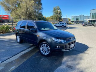 2012 Ford Territory SZ TS Seq Sport Shift Grey 6 Speed Sports Automatic Wagon.