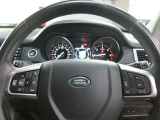 2017 Land Rover Discovery Sport L550 17MY TD4 150 SE Black 9 Speed Sports Automatic Wagon