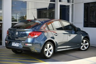 2011 Holden Cruze JH Series II MY12 SRi-V Blue 6 Speed Sports Automatic Hatchback