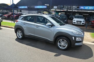 2019 Hyundai Kona OS.2 MY19 Active (FWD) Silver 6 Speed Automatic Wagon