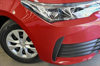 2017 Toyota Corolla ZRE172R Ascent S-CVT Wildfire 7 Speed Constant Variable Sedan.