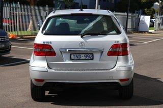 2011 Mercedes-Benz B180 CDI CDI Silver Automatic Wagon