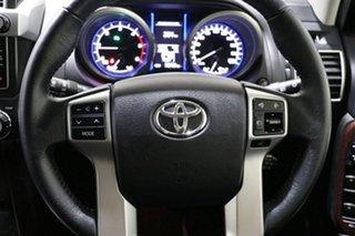 2017 Toyota Landcruiser Prado GDJ150R MY17 VX (4x4) Pearl White 6 Speed Automatic Wagon