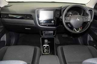 2020 Mitsubishi Outlander ZL MY20 ES 2WD White 6 Speed Constant Variable Wagon